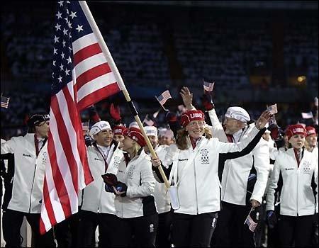 2006 Winter Olympics At Torino Italy Begin Today