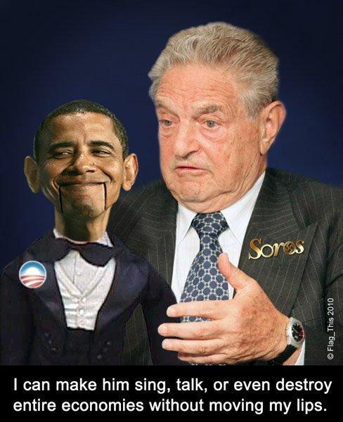 Soros and Obama