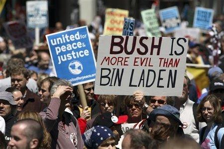 anti war pictures. NYC anti-war Rally ~ Democrats