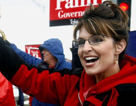 Governor Sarah Palin, Hockey Mom.