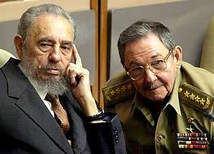 Philosophy blog: Fidel and Raul Castro cell phones now allowed in cuba